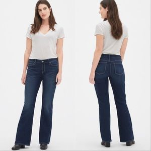 NEW! GAP Plus Long & Lean Jeans